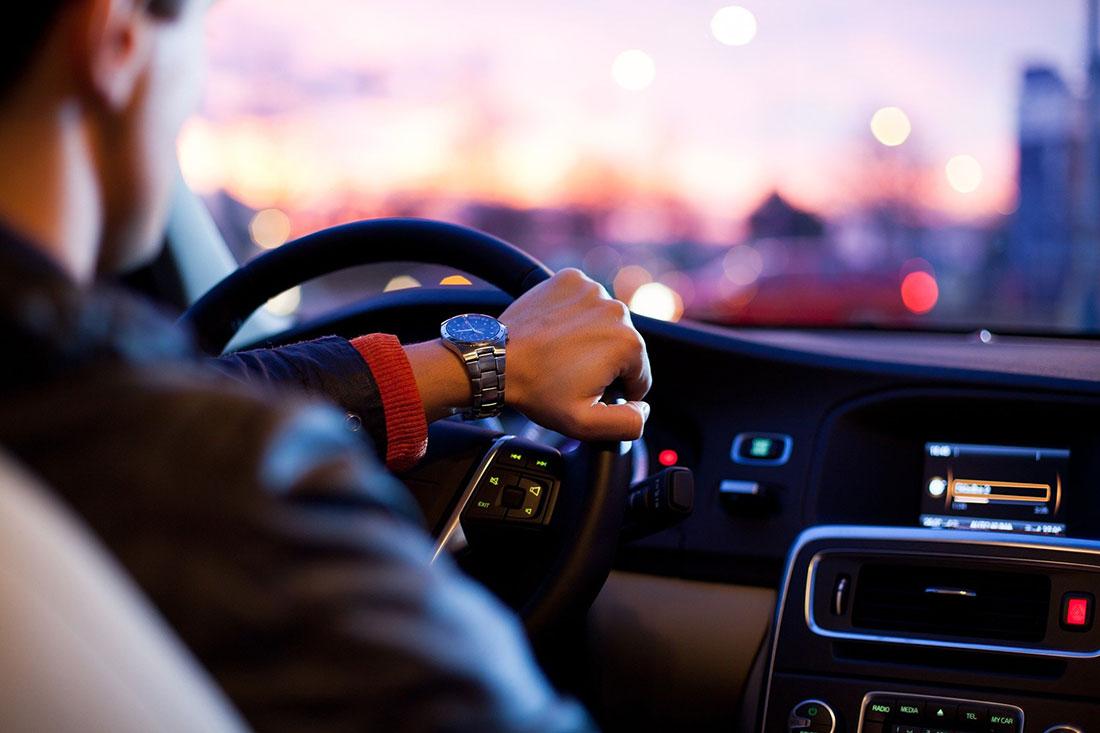 Dolor de espalda al conducir