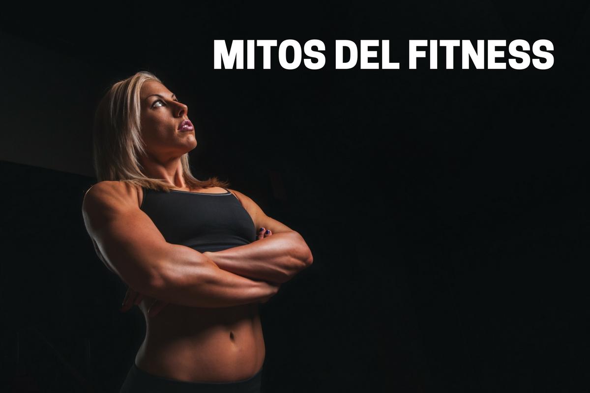 Mitos del fitness y del mundo del deporte