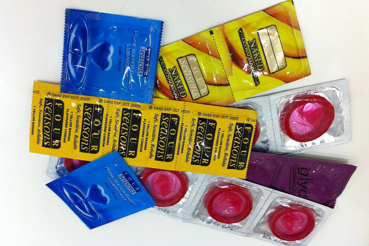 Tallas condones