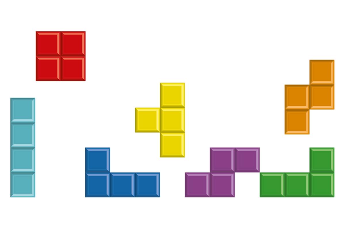 Tetris para el tratamiento de pacientes